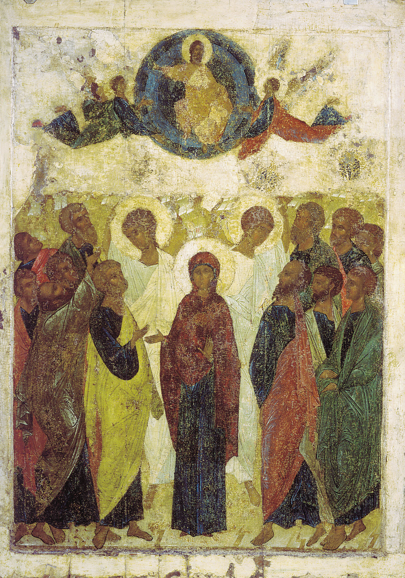 Ascension Of Jesus 1408