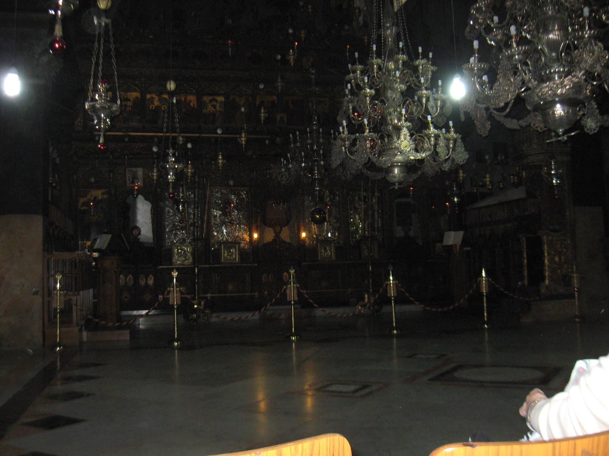 01 Главный алтарь храма Рождества Христова
