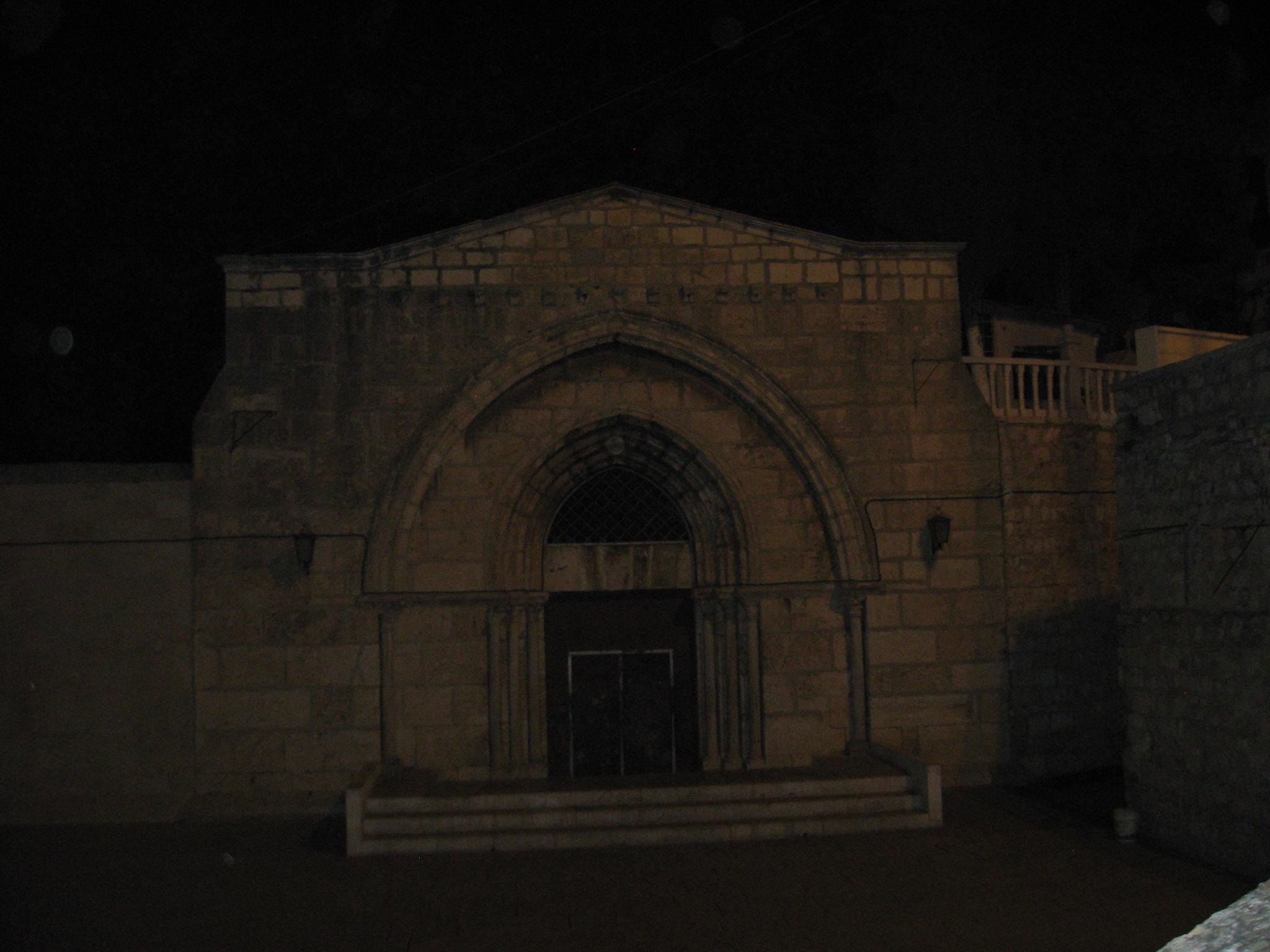 08 Вход в храм Успения Пресвятой Богородицы