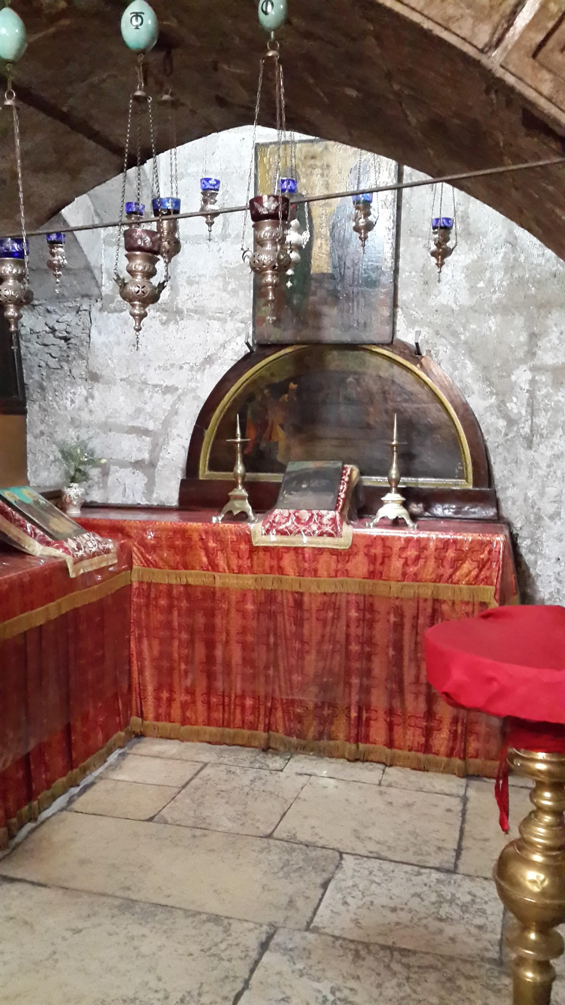11 Гробницы Иоакима и Анны
