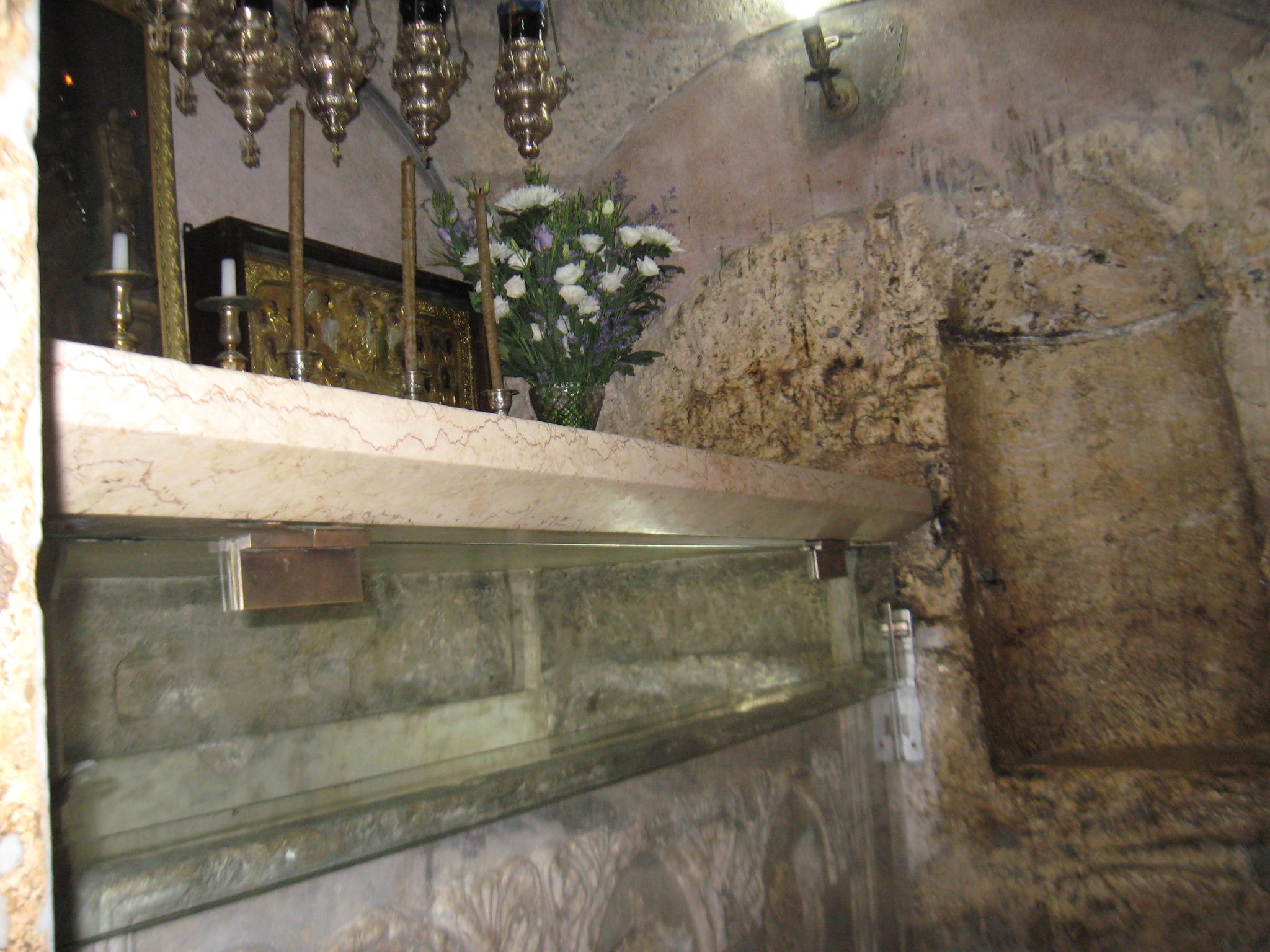 14 погребальное ложе