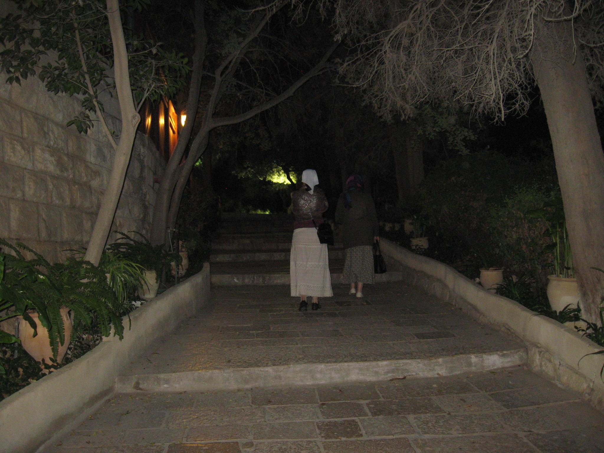 15 Гефсиманский сад