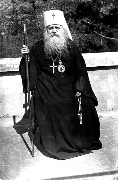 Metropolitan Anthony (Khrapotvitsky) Of Kiev And Galicia
