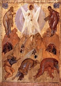 Икона Феофана Грека, XIV в.